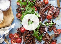 How to Grill Steak via @PureWow