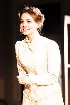Carey Mulligan as Nina in The Seagull