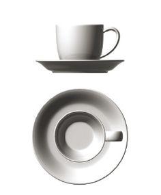 'Aroma' tall breakfast cup; Tazza alta colazione, aroma