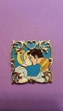 Disney pin Cinderella and Prince Charming Princess Kiss Pins Rare HTF