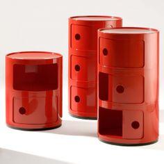 COMPONIBILI container (Kartell) | Design: Anna Castelli-Ferrieri, 1969