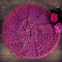 Pattern: Knitted Beret   Wake and Whimsy