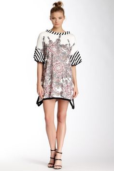 Violin Graphic Tunic by Nuvula on @HauteLook
