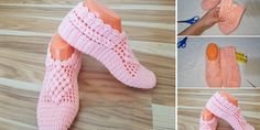Another day another crochet tutorial. We can even say – another day another sipper tutorial, since the majority of the instructions shared on our blog lately are footwear related. This is because of the popularity slipper tutorials tend to have within the community of our readers. Today's tutorial is a great instructional piece that teaches… Read More How to Crochet Pretty Slippers – Step By Step