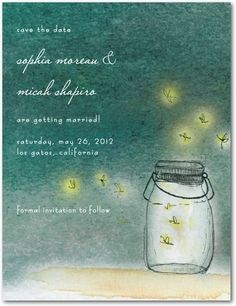 Signature White Save the Date Cards Simple Pleasures - Front : Willow
