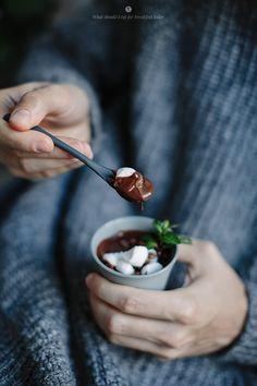 Pumpkin hot chocolate / Marta Greber