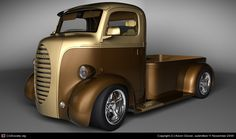 Ford COE - More information