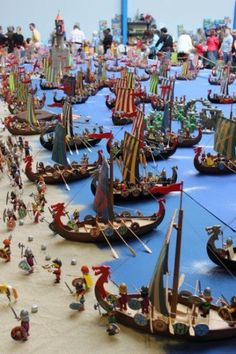 Os vikings estão invadindoooo !!!