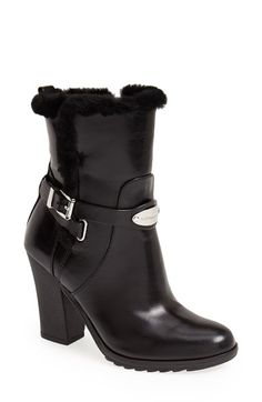 MICHAEL Michael Kors 'Lizzie' Bootie (Women) available at #Nordstrom