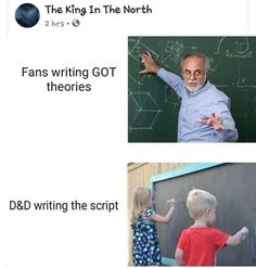 This is a place to enjoy and discuss the HBO series, book series ASOIAF, and GRRM works in general. Got Game Of Thrones, Game Of Thrones Funny, Got Memes, Funny Memes, Got Theories, Game Of Trones, King In The North, Love Games, Hbo Series