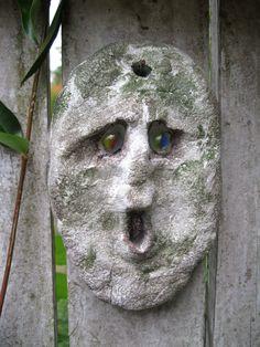 garden face