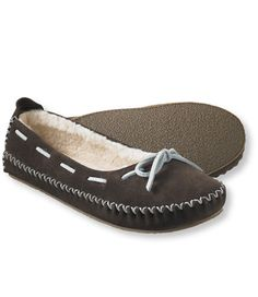 I want these for when the baby comes!     Women's Hearthside Slippers: Slippers | Free Shipping at L.L.Bean