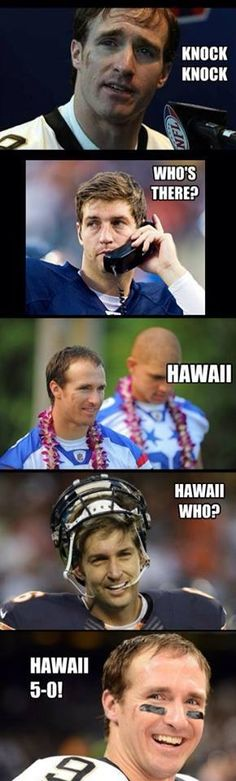 Drew Brees & my home state in one meme? Yes please.