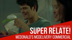 Super Relate! Mcdonald's McDelivery Commercial Twin Boys, Review Fashion, Boys Who, Wonderland, Commercial, About Me Blog, Toddler Twins, Twin Boy Nurseries