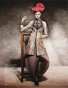 indian:vogue editorial