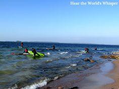 Hangosta on moneksi: kalakeittoa ja suppailua sunnuntaina - Hear the World's Whisper #Hanko #Finland