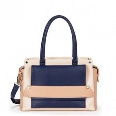 This year, loving cute, structured bags you carry by the handles. This Color Blocked Satchel with Top Handles ($59.95, solesociety.com) comes with a crossbody strap option too! http://thestir.cafemom.com/beauty_style/189423/17_fab_accessories_from_this