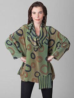 Designer Clothing - Bellagio - Art to Wear Gallery, Asheville, North Carolina
