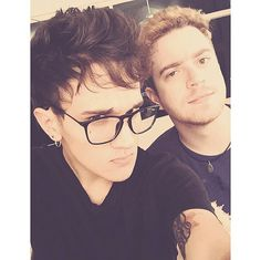 Chris e Luba