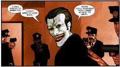 Frazer Irving / Joker