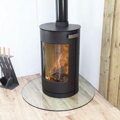 Mendip Somerton II Compact SE Wood Burning Stove | Flames.co.uk