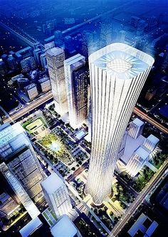 The tallest building in Beijing, know where it is? Point it out on Google Earth for us.#building#travel#beijing#中国尊
