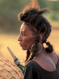 Africa: Wodaabe tribe