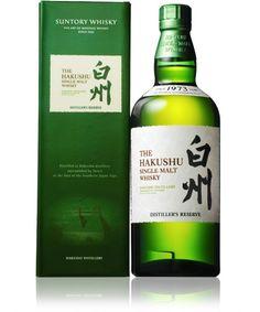 Hakushu Distiller's Reserve - Le Monde du Whisky