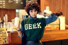 GEEK :3