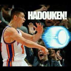 Jeremy Lin HADOUKEN