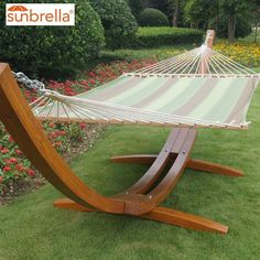 William Patio Swing, Pergola Patio, Outdoor Landscaping, Wooden Hammock, Hammock Tent, Pipe Furniture, Garden Furniture, Woodworking Items That Sell, Wood Sink