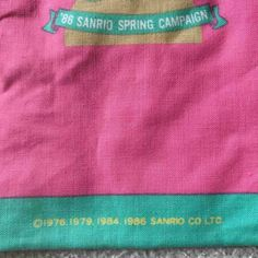 TUXEDO SAM HELLO Kitty Tote Bag Sanrio Retro Novelty - $67.09 | PicClick