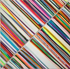 ulve dalbjelke stripes on diagonal