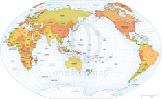 Download wallpapers map of the earth 4k geographic map earth download printable and editable vector map world winkel tripel asia australia centered try a map for free today illustrator eps pdf and jpg cheap maps gumiabroncs Image collections