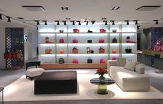MCM – Modern Creation München Flagship Store, Frankfurt – Germany » Retail Design Blog