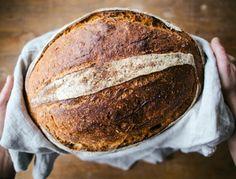Киевский хлеб: ремесленный на закваске