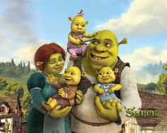 Shrek 5 was officially announced soon after Comcast-NBC Universal acquired Dreamworks Animation Studio. Disney Pixar, Disney Movies, Disney Characters, Disney Princesses, Punk Disney, Disney Facts, Princess Disney, Princesa Fiona, Eddie Murphy