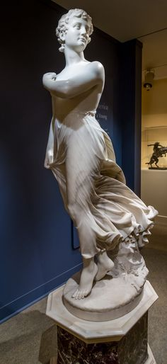 """The West Wind"" by Thomas Ridgeway Gould at the Memorial Art Gallery in Rochester, NY"