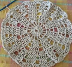 Simple Timeless Doily PDF $2  I make these and created the Pattern!!! xoxo