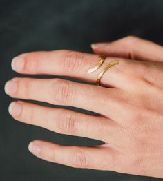 Spiral Gold Wrap Ring | Jewelry Rings | Lulis Place Jewelry | Scoutmob Shoppe | Product Detail