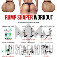 Make a Booty Worthy of a See Through Dress With This 15 Minute Workout. Ramp up your back view with actions from fitness guru Christine. Weight Training Workouts, Gym Workout Tips, At Home Workout Plan, Hip Workout, At Home Workouts, Leg Press Workout, Body Fitness, Fitness Tips, Glutes