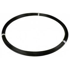Filo zincato plastificato in matassa da 100 mt, diametro 3,6 mm, per la tensione dei recinti in sicurezza.