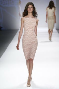 London Fashion Week Spring 2014:  Tadashi Shoji Collection