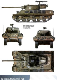 Axis Tanks and Combat Vehicles of World War II: Allied/Soviet Armour versus Tiger I and II Part II