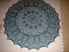 Ravelry: Mystic Star pattern by Anna Dalvi