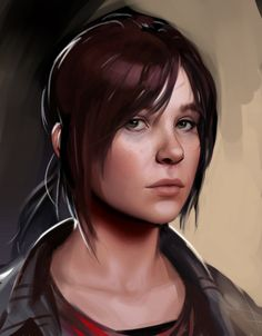 Grown Up Ellie by KEileena on deviantART