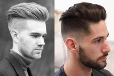 Presenting the definitive 10 best haircuts and hairstlyes for men. Each one stands the test of time, looking great in any era. Trendy Mens Hairstyles, Cool Mens Haircuts, Great Haircuts, Hairstyles Haircuts, Long Hair On Top, High Hair, Long Wavy Hair, Long Hair Cuts, Top 10 Haircuts