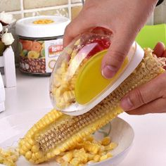 Buy Useful Corn Stripper cutter Corn shaver Peeler Cooking tools Kitchen Cob Remover online at Lazada. Discount prices and promotional sale on all. Free Shipping.
