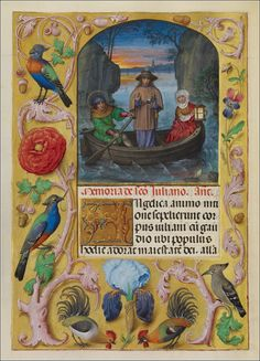 "gazophylacium: "" Spinola Hours: Master of James IV of Scotland; Master of the First Prayer Book of Maximilian; Master of the Lübeck Bible, illuminator. Flemish, Ghent or Mechelen, about 1510 - 1520. """