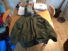Military Jacket, Jackets, Fashion, Down Jackets, Moda, Field Jacket, Fashion Styles, Military Jackets, Fashion Illustrations